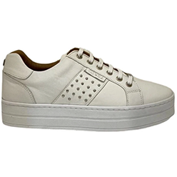 Carmela---White-Leather-Lined-Wedge-Trainers-with-Stud-Detail