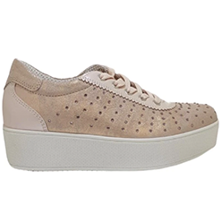 Murphys-Shoes-Igi-&-Co---Italian-Leather-Lined-Dusky-Pink-Wedge-Trainers