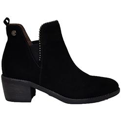 Murphys-Shoes---NeroGiardini---Black-Ankle-Boots-with-a-Stud-Trim