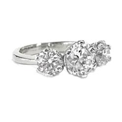 Desert-Diamonds---Stunning-3-Stone-Brilliant-Prong-Set-Ring