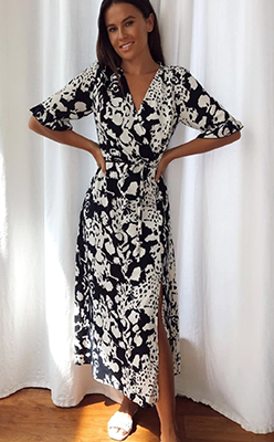 PANAMA-NAVY-WRAP-DRESS