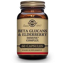 Solgar-Beta-Glucans-&-Elderberry-Immune-Complex