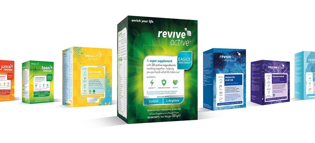Discover the Revive Active Range