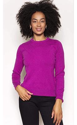 Carraig-Donn---ROWEN-AVENUE-Pearl-Detail-Knit-in-Purple