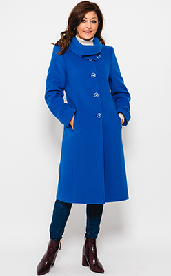 McElhinneys-Coats-Christina-Felix-Shawl-Collar-Wool-Rich-Coat,-Blue