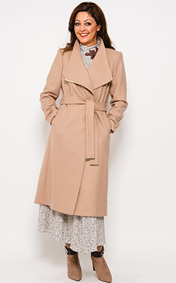 McElhinneys-Coats-Ted-Baker-Womens-Rose-Wool-Wrap-Coat,-Camel