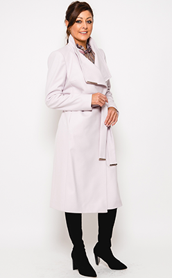 McElhinneys-Coats-Ted-Baker-Womens-Rose-Wool-Wrap-Coat,-Dusky-Pink